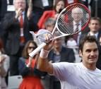 Federer fulmina a Devvarman
