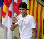 Neymar convoca a 55.000 gargantas en el Camp Nou