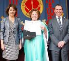 Natty Petrosino, Jaime Brunet por la promoción de los Derechos Humanos