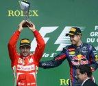 Alonso puede con todos menos con Vettel
