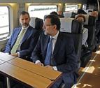 El AVE entre Madrid y Alicante hará el recorrido en algo más de dos horas