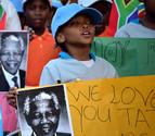 La familia de Mandela, convocada a una reunión