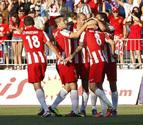 Los goles de Charles llevan al Almería a Primera División