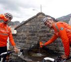 Nieve, Oroz y Erviti mantendrán la tradición navarra en el Tour