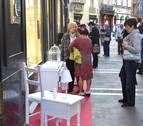 Regresa 'La noche en blanco y rojo' con la exposición 'Pamplona entre murallas'