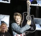 El crucero rockero de Bon Jovi atraca en Palma con unos 2.000 pasajeros