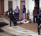 Los bomberos hallan un cadáver al acudir a un incendio en Salamanca