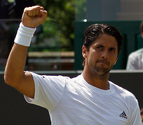 Verdasco estará en la segunda semana de Wimbledon