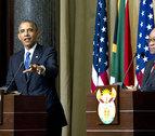 Mandela sigue crítico pero estable, según el presidente sudafricano