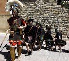 Mendigorría volvió a ser el Andelos de hace 2.000 años