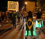 Rousseff acelera el trámite del plebiscito en un día más de protestas