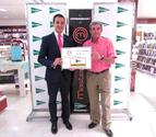El Corte Inglés premia a José Luis Asín de MasterChef