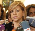 Elena Valenciano pone