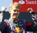Vettel gana en Nürburgring y Alonso es cuarto