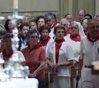 Pamplona volverá a llenarse este viernes en el Día de los Mayores