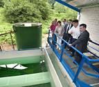La nueva planta de Iribas abastecerá de agua a Larraun y Lekunberri