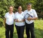 Tres arqueros navarros, en el Mundial de Tiro con Arco