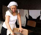 Miranda de Arga rememora su pasado rural con las labores del campo