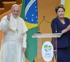 El papa Francisco recibirá a Dilma Roussef el próximo viernes