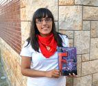 Maite Cerezo, primer premio del concurso de carteles de fiestas