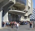 Venta de entradas para el partido contra el Nàstic