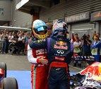 Vettel gana el Gran Premio de Bélgica, con Alonso segundo