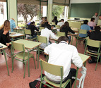 Uno de cada cuatro escolares navarros ha repetido curso a los 15 años