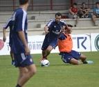 Armenteros, duda para el partido del sábado ante el Villarreal