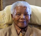 Un nieto de Mandela asegura que éste se encuentra