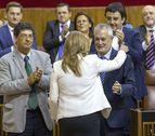 Susana Díaz se propone combatir la corrupción en todos los frentes