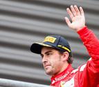 Alonso corre en Monza para recortar distancias con Vettel