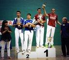 Martínez de Irujo-Barriola, campeones en Lekeitio