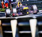Vettel y Red Bull embisten en los libres de Monza