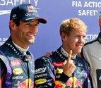 Vettel logra la 'pole' 50 para Red Bull y Alonso saldrá 5º en Monza