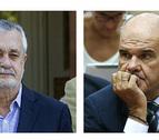 La juez de los ERE da un primer paso para imputar a Griñán y Chaves