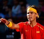 Sergi Bruguera da a conocer el equipo de España para la final de la Copa Davis
