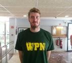 El WP Navarra ficha al portero australiano Edward Slade