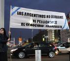 Argentina pide la detención de 4 españoles por la represión franquista