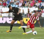 El Almería se vuelve a dejar dos puntos ante su afición