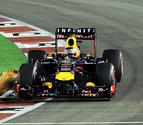 Vettel, imparable a por su cuarto Mundial