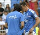Gareth Bale sufre una sobrecarga muscular