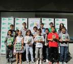 Más de cien niños participaron en el Torneo Infantil de El Corte Inglés