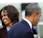 Obama dice que lleva años sin fumar por miedo a Michelle