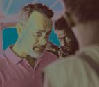 Tom Hanks vuelve al mar y a sonar a Óscar con 'Captain Phillips'