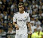 Bale recae de su lesión muscular y no jugará ante el Copenhague