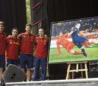 Casillas, Ramos, Xavi e Iniesta, en el mejor 'once' de la década para France Football