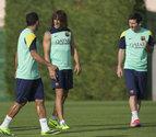 Sin Piqué, Alves y Alexis pero con Messi, Puyol y Mascherano