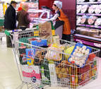 El gasto en comida no se ha recuperado del mordisco de la crisis