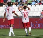 El Rayo hunde al Almería y pone en peligro la continuidad de Francisco