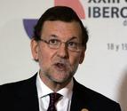 Rajoy dice que confía en Cospedal tras las acusaciones de Bárcenas
